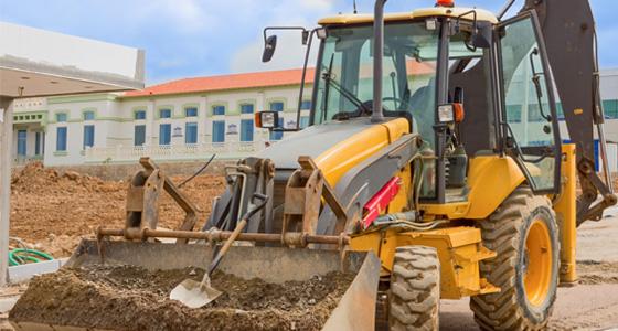 construction executive search