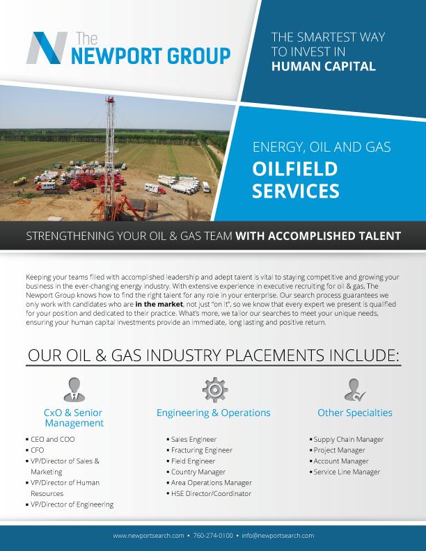 Energy Consultant Recruiters